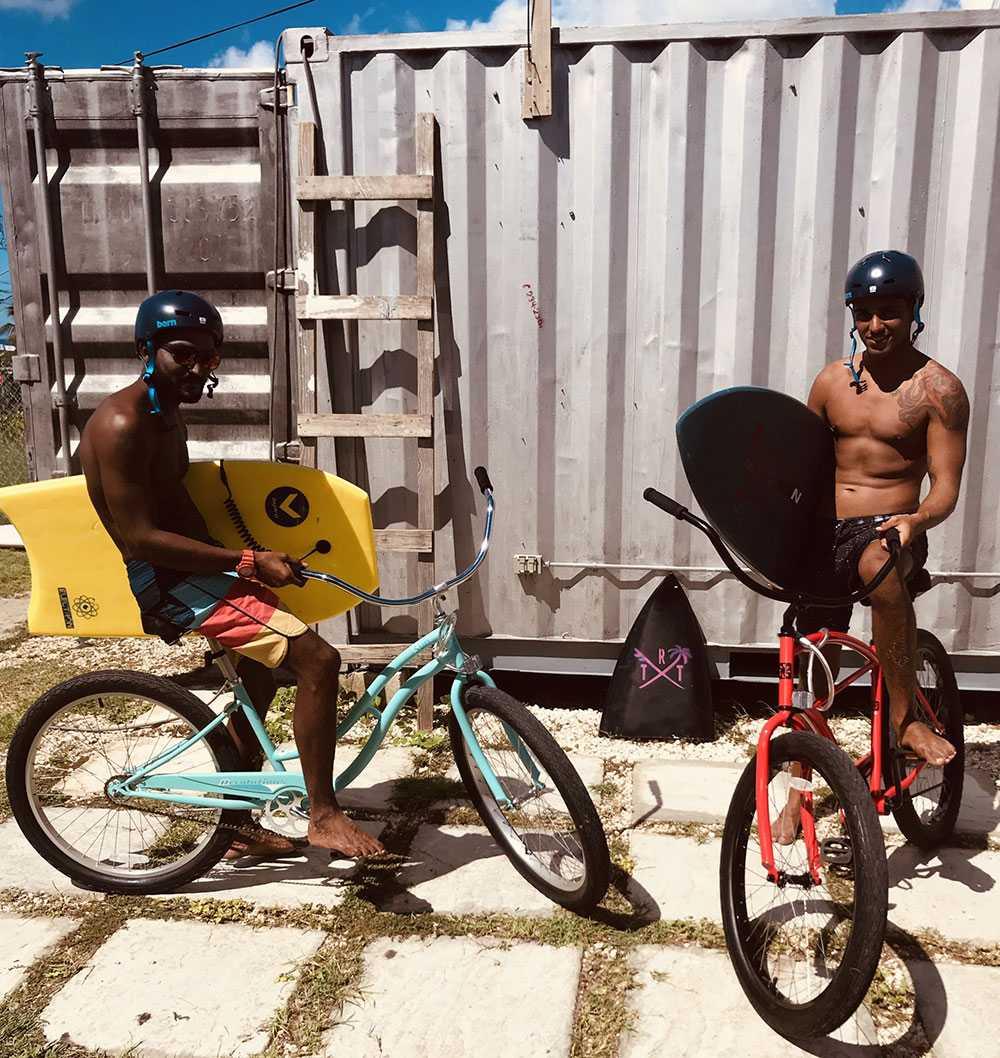 barbados bike rental